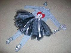 tin man costume for girl
