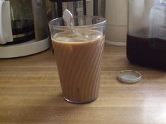 Quick & Easy - My Favorite Iced Coffee Recipe
