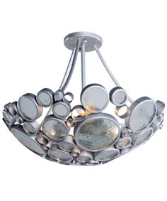 Varaluz 165S03 Fascination 20 Inch Semi Flush Mount #EarthDayPinaway
