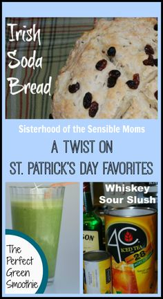 A Twist On St. Patrick's Day Favorites  Party like an Irish girl even if you're not.