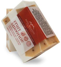 Every year we whip up a batch of soap 'specially for Megan Imrie, one of Canada's top female biathletes. She trains in Canmore just a stones throw from our workshop and has her laser-like sights set on the podium at the 2014 Olympics in Sochi. All of the proceeds from this fabulous Fruit Smoothie soap will go to help Megan's reach that podium. How often do you get to lather up and help a Canadian athlete at the same time?