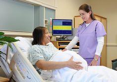 Antepartum Unit @Spartanburg Regional Healthcare System More