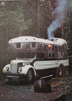 rolling homes of the past