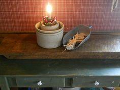 Primitive Farmhouse Table Riser