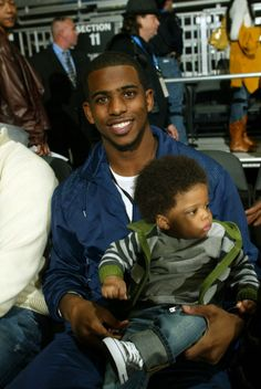 chris paul is the prettiest NBA player I've ever seen.