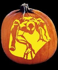 pumpkin spider-man