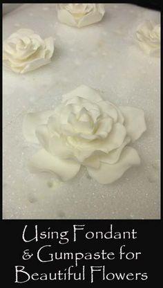 Making Fondant & Gumpaste Flowers