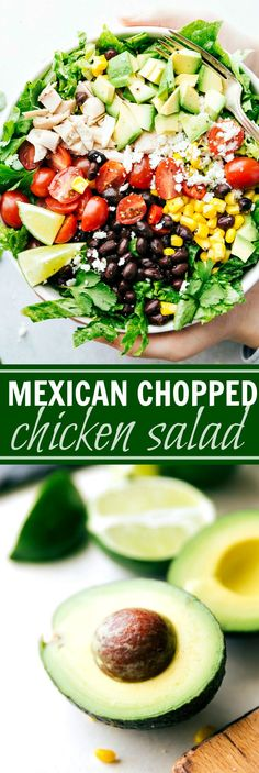 MEXICAN CHOPPED CHIC