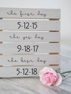 Rustic Wedding Sign Ideas #rusticdiy