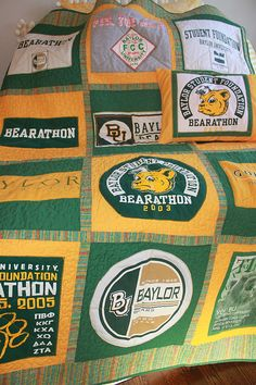 Delightfully Detailed: #Baylor Bears. // So awesome. #sicem