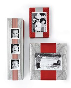 Photo Gift Topper