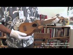 Mighty Uke documentary. A must for any ukulele player, fan or anyone who loves music!