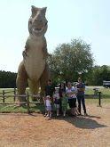 Dinosaur State Park, TX