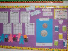 Love---1st grade math journal ideas!!! math notebooks, math boards, daily math, math idea, calendar math, math journals