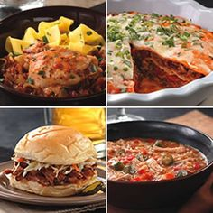 Crock-Pot Recipes to Cook Once, Eat Twice | Eating Well