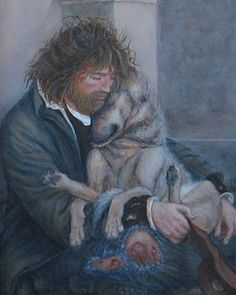 Saint Roch, Patron Saint of Dogs...