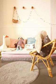 mommo design: KIDS ROom - floor bed