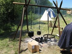Real medieval cooking by chrestienne, via Flickr
