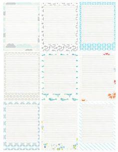 Journal Printable