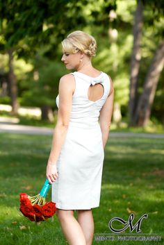 Retro Red & Turquoise wedding photo shoot with Mentz Photography - hair and make-up by Opalus Salon - flowers by Hand Pickd (just for you)!