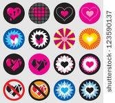 Google Image Result for http://thumb10.shutterstock.com/thumb_large/275932/123590137/stock-vector-hearts-love-icons-set-simple-123590137.jpg