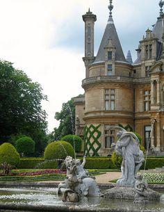 English Manor.