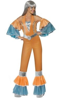 Frilly Fantastic 70s Costume | Oya Costumes