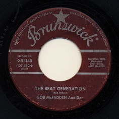 Bob McFadden And Dor - The Beat Generation / The Mummy by Benjamin D. Hammond, via Flickr