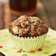Healthy Muffin Recipes | Morning Glory Muffins | CookingLight.com