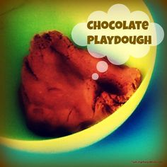 Taming the Goblin: Kids co-op - Chocolate playdough