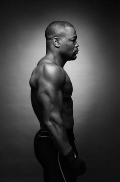 UFC Fighter Rashad Evans