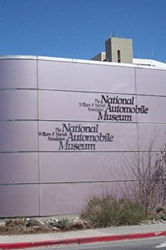 National Automobile Museum #BiggestLittleCity