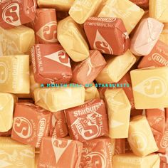"""Great read - """"It was like eating a handful of Starbursts all at once. Eating one Starburst at a time is pleasant. I can enjoy the flavor of each candy individually as it melts on my tongue. But if I crammed 12 Starbursts in my mouth the experience would be stressful, disgusting, and could crack a tooth."""""""