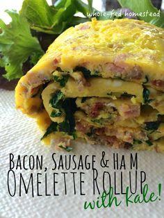 Bacon Sausage & Ham