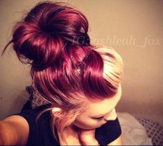Love! Love! Love the red color! I want mine like this!