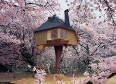 Designed by Terunobu Fujimori