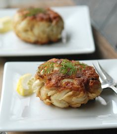 Baltimore-Style Crab Cakes #recipe