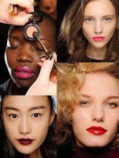 Fall Fashion makeup inspirations artists, fashion makeup, fall fashions, inspiration, lip, fashion week, artist focus, eyes, season artist