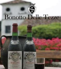 Bonotto winery in the Piave river valley of Treviso Province, Italy.  Bonotto wines are exported for distribution in Florida