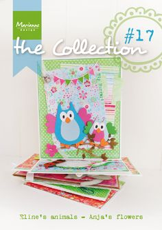 Collection #17 with the May 2014 collection from Marianne Design