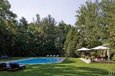 Ralph Lauren - Pool House Grounds