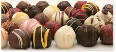 Mostly Chocolates Truffles YUMMMM