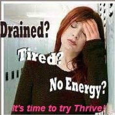 http://Aubreeb.le-vel.com/ This is something Sean and I are loving Thrive for...we have so much more energy.
