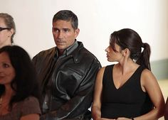 """Reese and Shaw in """"Panopticon"""" S4E1"""