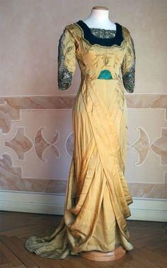 Abiti Antichi evening dress, ca. 1912