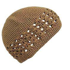 Free Kufi Beanie Hat Crochet Pattern : Kufis on Pinterest Crochet Patterns, Hat Patterns and ...