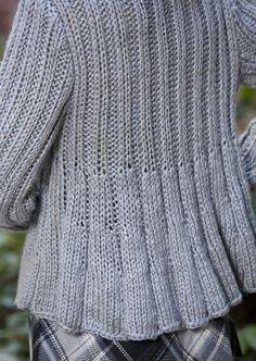 free project, craft, swing jacket, free pattern, knitting cardigan patterns