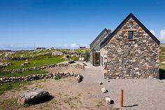 architects, house design, stone cottages, stone walls, cottage design