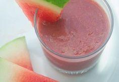Simple Watermelon Smoothie