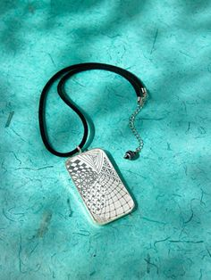Zentangle Patterns for Beginners | Zentangle Frame Zentangle Pendant Zentangle Jewelry